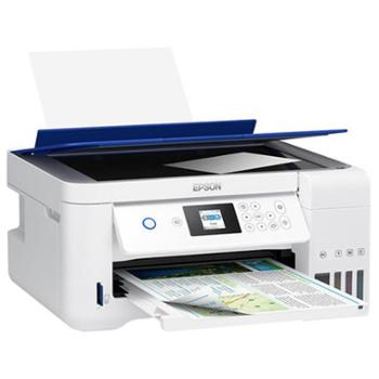 爱普生EpsonL4165喷墨打印机彩色无线多功能一体机打印复印扫描wifi自动双面家用学生作业照片墨仓式