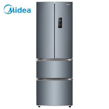 美的/Midea多门法式四门冰箱冷冻冷藏双变频风冷无霜BCD-321WFPM(E)