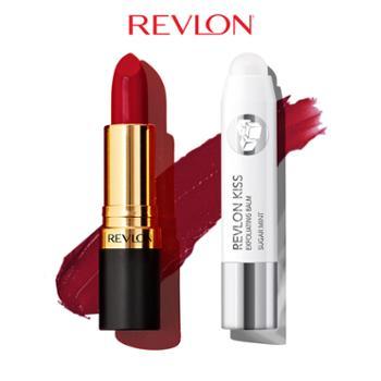 Revlon/露华浓唇情套组4.2g+2.6g