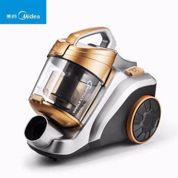 美的 强力吸尘器家用静音手持吸尘大功率除尘VC12A1-FG