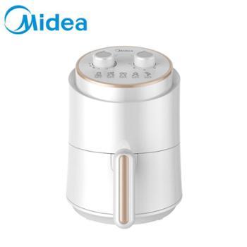 Midea/美的电炸锅家用大容量多功能无油空气炸锅砸锅MF-ZY1501