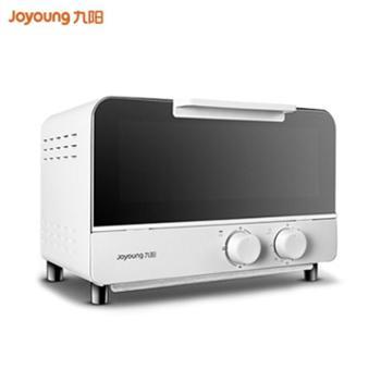 九阳小白电烤箱家用迷你烘焙多功能全自动蛋糕小型小烤箱KX12-J81