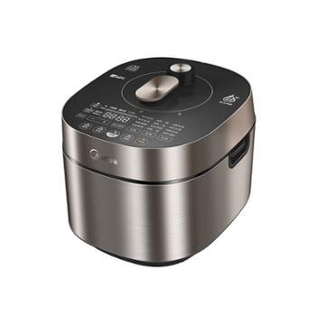 Midea/美的电压力锅5L智能IH多功能 双胆变压电压力锅MY-HT5072P