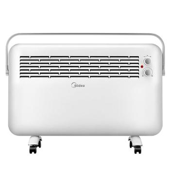 Midea/美的电暖气对衡式取暖器家用客厅节能速热省暖风机NDK22-15D1