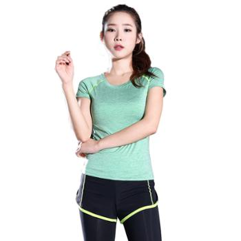 Paiyige 速干短袖瑜伽服套装S41+J01