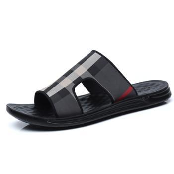 牧惠森百搭韩版沙滩凉拖鞋