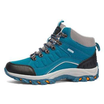 LEIBINDI/雷宾迪高帮登山鞋男加绒保暖户外棉鞋徒步鞋WYD3338
