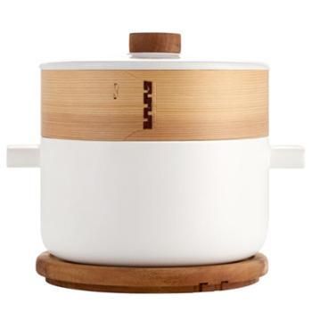 神木蒸锅 汤锅蒸笼组合