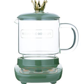 一壶百饮 养生壶养生杯陶瓷分体式电热水杯迷你电炖杯 YSB-A1