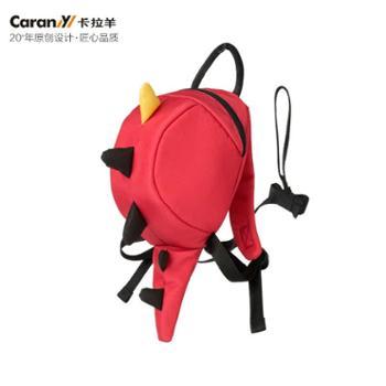 卡拉羊儿童书包幼儿园女4-6岁幼儿小书包宝宝背包1-3岁减负双肩包CX6094 6097