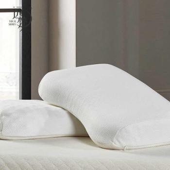 远梦枕头枕芯生态乳胶女士颗粒枕贴心枕亲肤透气枕芯头单人枕头床上用品