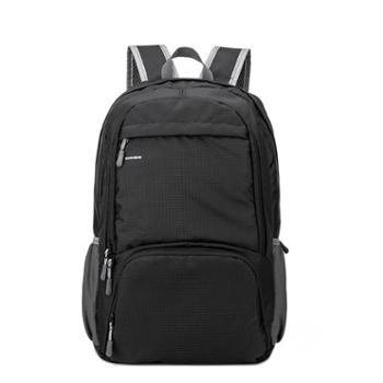SWIMADE瑞制旅行可折叠双肩包登山包户外包皮肤包轻薄款RZ7318
