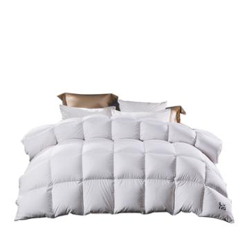 LOVO家纺被子被芯羽绒保暖冬季加厚被床品 金典羽绒被