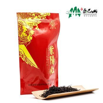 【秦巴山富硒茶业】紫阳富硒红茶袋装100g*3袋