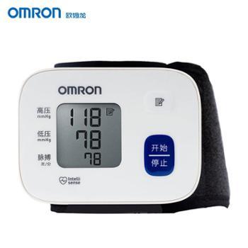 欧姆龙/OMRON家用手腕式全自动电子血压计HEM-6161