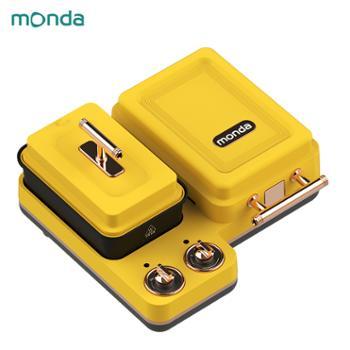 MONDA 三明治早餐机 MD-SM6001 多功能四合一轻食机