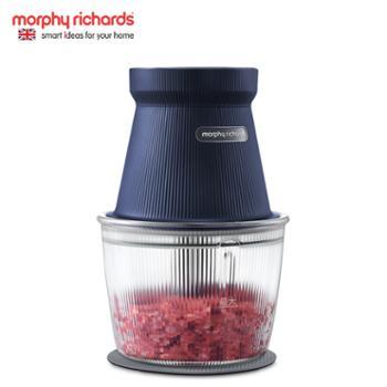 摩飞/MORPHYRICHARDS无线绞肉机家用MR9402小型料理机