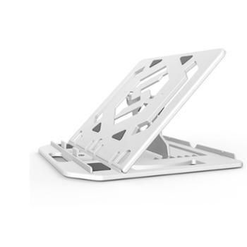笔记本电脑支架托架桌面升降增高悬空散热苹果联想增高垫底座折叠式