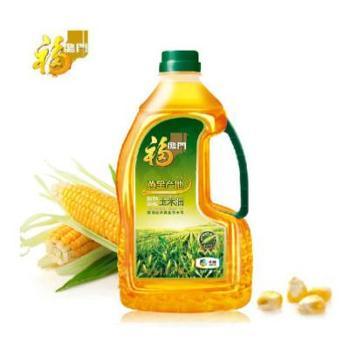 福临门福临门玉米油1.8L*4