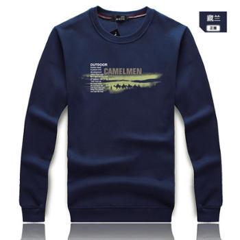 Aerolinet恤男潮流宽松圆领长袖厚卫衣高质棉01