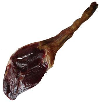 舞狮云南特产整只火腿三年自然风干4.55kg