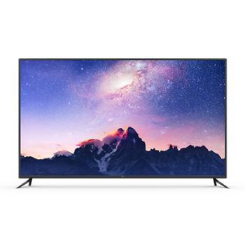小米电视4 75英寸 L75M5-AB 4K超高清 HDR 人工智能语音 11.4mm超薄 2GB+32GB网络液晶平板电视
