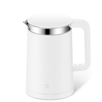 小米米家恒温电水壶 1.5L 白色