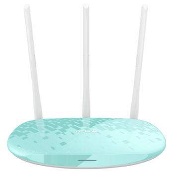TP-LINK 无线路由器 TL-WR886N 450M 智能百兆