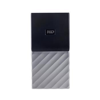 西部数据/WD PC电脑笔记本Mac固态移动硬盘 My Passport SSD Type-C高速密保计算机