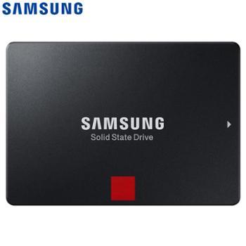 三星/SAMSUNG 台式PC电脑固态笔记本SSD硬盘 860PRO SATA3.0游戏IT
