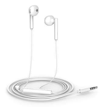 华为/HUAWEI 原装三键线控带麦半入耳式耳机 AM115 高保真音质
