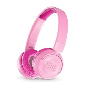 JBL 头戴式无线蓝牙儿童耳机 网课教育学习麦克风学生降噪耳机 JR300BT