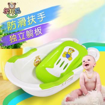乐邦尼婴儿浴盆儿童洗澡盆85*29*51cm
