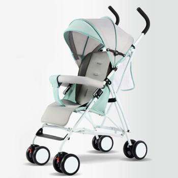 豪威便携只可坐折叠伞车婴儿推车
