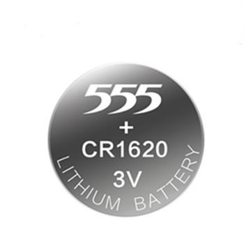 555GR1620-5粒装扣式锂电池