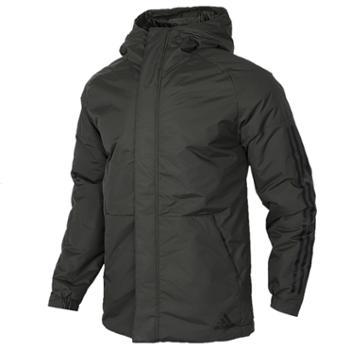 阿迪达斯Adidas男装秋冬季新款防风棉袄运动服外套DZ1429