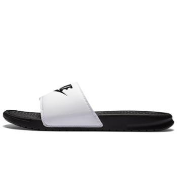 NIKEBENASSIJDI夏季男运动休闲沙滩拖鞋343880-100