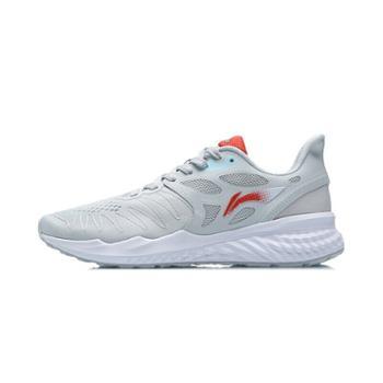 李宁惊鸿系列男鞋稳固支撑轻盈跑步鞋2021春夏男子减震回弹云科技ARHR055