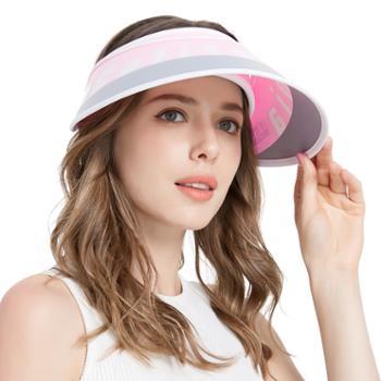 TFO女款一体式防紫外线防晒帽
