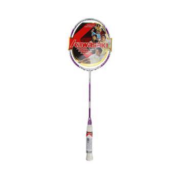 川崎KAWASAKI全碳素羽毛球单拍