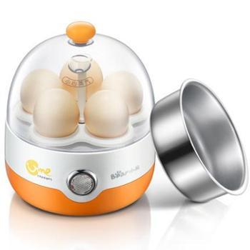 小熊/Bear煮蛋器ZDQ-2201蒸蛋器迷你小型单层