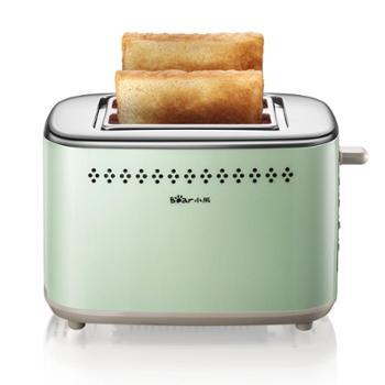 小熊/Bear面包机DSL-C02A1双面烘烤早餐吐司机