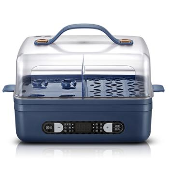 小熊/Bear蒸蛋器ZDQ-B06K5-1家用多功能小型定时煮蛋器