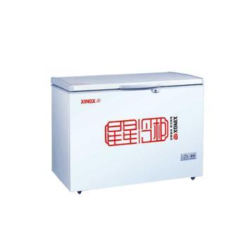 星星小冰柜家用小型商用卧式冷冻冷藏单温冷柜BD/BC-255E
