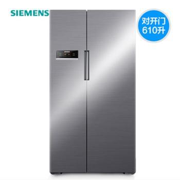 西门子/SIEMENS对开双开门冰箱KA92NV90TI