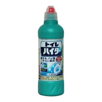 花王卫生间马桶清洁剂500ml/瓶清洁污垢去除异味日本进口