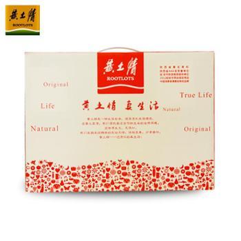黄土情杂粮礼盒红枣8包装3920g八款杂粮一款红枣组合