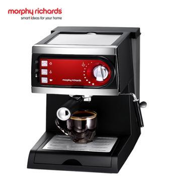 英国摩飞(Morphyrichards)MR4622咖啡机全自动磨豆家用办公室咖啡壶