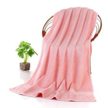 雅渲原生态竹纤维浴巾一条装