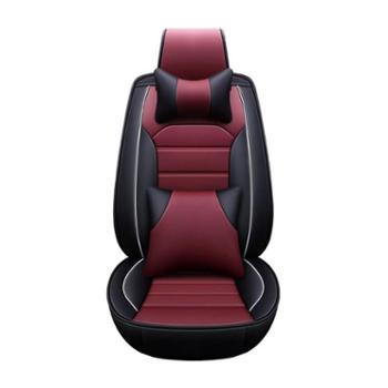 知远汽车坐垫英朗捷达座垫套5D立体皮革